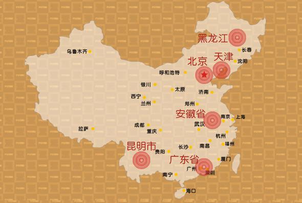天河南街道地图