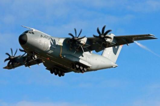 英媒:空客检查所有a400m运输机发动机软件[图]图片