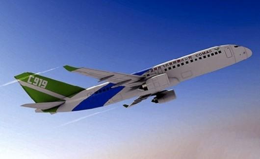 中国正研制c929大型宽体客机欲取代波音777